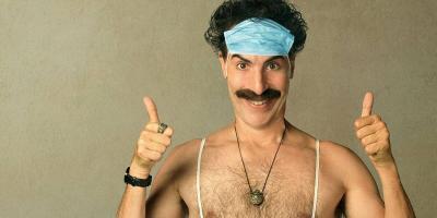 Sacha Baron Cohen asegura que ya no habrá más películas de Borat