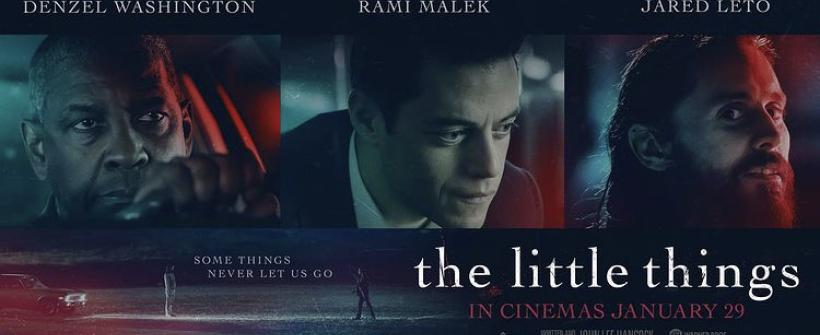 The Little Things   Tráiler oficial