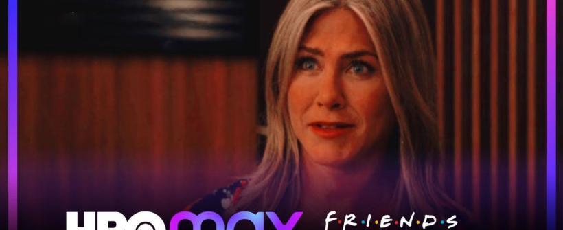 Friends: The Reunion | Tráiler oficial