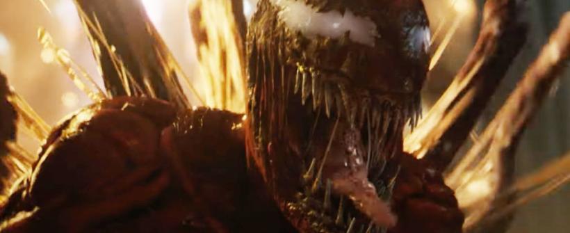 Venom: Carnage Liberado - Tráiler oficial subtitulado #2