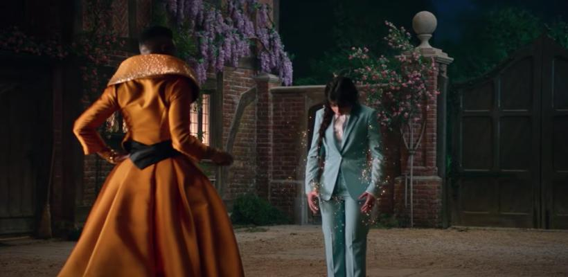 Adiós, vestido; hola, traje de negocios: vean el primer tráiler de Cenicienta con Camila Cabello y Billy Porter